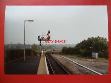 PHOTO  SIGNAL AT FROME RAILWAY STATION 31/5/83