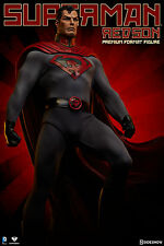"DC Superman Red Son 22"" Premium Format Statue Sideshow Collectibles"