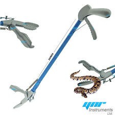 "YNR® 25"" Snake Catcher Stick Lizards Tongs Rattlesnake Catcher Grabber SP Design"