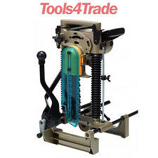 Makita 7104L Heavy Duty Chain Mortiser 110V With Wrench, Chain & Oil Vessel