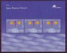 Portugal-Madeira postfrisch  Europa 2001   MiNr,  Block 23