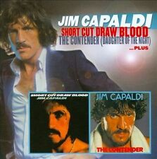 Short Cut Draw Blood/The Contender (Daughter of the Night) by Jim Capaldi...