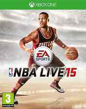NEW SEALED Official 2015 NBA Live 15 Microsoft XBox One Basketball Game