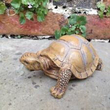 Life Like Model Tortoise 17.5 cm Garden Home Patio Conservatory Gift Fathers Day