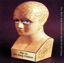 Sex Gang Children - Pop Up - The Rare And Unreleased World Of SGC (CD NEW)