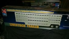 AMT/ERTL Livestock semi trailer factory sealed 1/25 scale