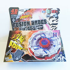 [MDX] BEYBLADE METAL FUSION 4D SYSTEM BB123 FUSION HADES NEW