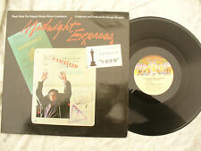 MIDNIGHT EXPRESS LP GIORGIO MORODER soundtrack from Honk Kong ..... 33rpm