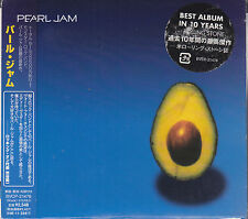 PEARL JAM - same CD japan edition
