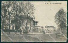 Rovigo Adria cartolina QT1808