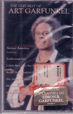 ART GARFUNKEL THE VERY BEST OF MC SIGILLATA SEALED NEW CASSETTE