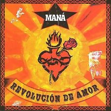 Revoluci¢n de Amor by Man  (CD, Aug-2002, WEA Latina)