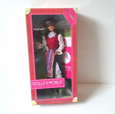 DOLLS OF THE WORLD Barbies **CHILE BARBIE**  Collector Edition NEW