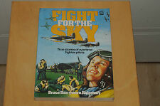 FIGHT FOR THE SKY trus stories of wartime fighter pilots, Halpenny, Bruce Barrym