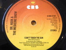 """DR HOOK - I CAN'T TOUCH THE SUN  7"""" VINYL"""