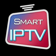 IPTV 12 Months  Samsung/LG SMART TV ALL SPORTS MOST HD.3000+ CHANNELS + VOD MAG