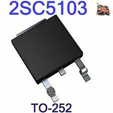 2SC5103 High Speed TRANSISTOR TO-252 60v 5A C5103 UK Stock