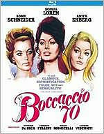BOCCACCIO 70 (ANITA EKBERG) - BLU RAY - Region A - Sealed