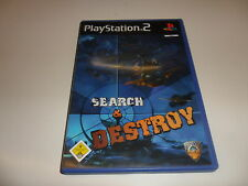 PlayStation 2 PS 2 Search and Destroy