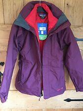 Patagonia Women's Snowbelle  3-in-1 H2No Ski Snow Boarding Jacket Coat Small