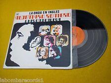 ALDEMARO ROMERO Y SU ONDA NUEVA La Onda En Ingles 1º press vinyl lp Ç