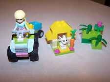 Lego 3935 Stephanie's Pet Patrol Friends 100% Complete FREE SHIPPING