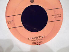45 THE RAYS ON CAMEO RECORDS DADDY COOL / SILHOUETTES VG+ OR BETTER COPY