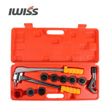 """3/8"""" to 1-1/8"""" O.D. Tubing Tube Expanding Tool Copper Pipe Expander Kit CT-100A"""