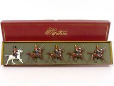 WBritain 00169 British Heavy Brigade Crimean War Series Toy Soldier Collectible