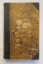 THE ILIAD OF HOMER FROM THE TEXT OF WOLF C. C. FELTON (Ed.) HC 1833