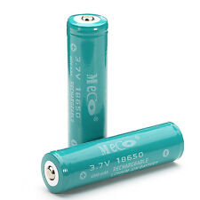 3.7v 4000mAh Protected Rechargeable 18650 Li-ion Battery for flashlights