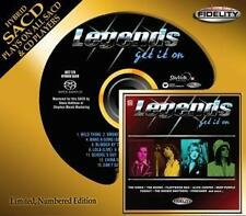 Legends - Get It On SACD Hybrid+Audio Fidelity Numbered #2106