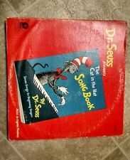 Dr. Seuss'  the cat in the hat song book