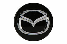 "2013-2016 Mazda 3 5 6 CX-5 CX-9 MX-5 Miata 17"" Alloy Wheel Center Cap w/Logo OEM"