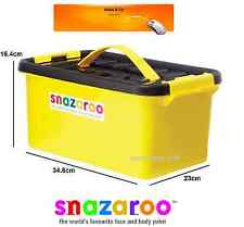 Face and Body Paint Box Snazaroo , 8 litres, Empty - Free Fast Delivery