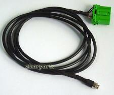 Car AUX Audio Cable Female For Honda Odyssey Acura 2006-2015 iPod iPhone MP3