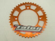 KTM 50,  KTM SX 50    2014 onwards,  41T REAR SPROCKET (415 CHAIN 578)  orange