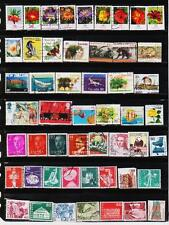 WORLDWIDE 200 DIFFERENT USED STAMPS COLLECTION LOT #1032