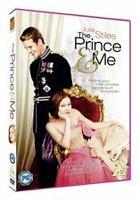 PRINCE AND ME PART 1 DVD JULIA STILES First Movie Film 1st New UK Release
