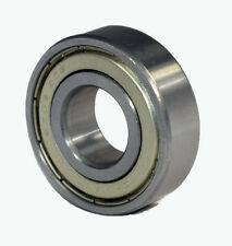 5205-ZZ Premium Shielded Double Row Angular Contact Ball Bearing 25x52x20.6mm