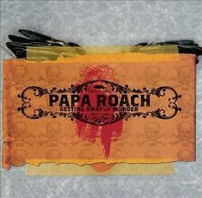 Papa Roach Getting Away With Murder (Clean) CD ***NEW***