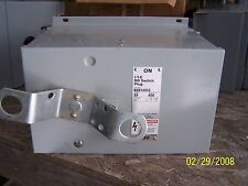 ITE BUSWAY PLUG, BOS14322, 60 AMP,240 VOLT, BUS, BUSS, BUS DUCT, RECONDITIONED