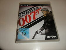 PlayStation 3   James Bond: Blood Stone 007