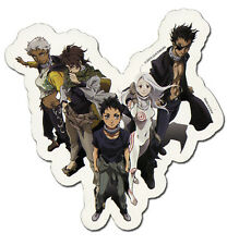 Deadman Wonderland Group Sticker GE55102