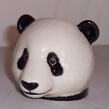 QUAIL Panda Faced Egg Cup NEW