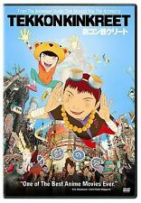 Tekkonkinkreet (DVD, 2007) One of the Best Anime Movies Ever.  NEW