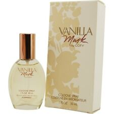 Vanilla Musk by Coty for Women Cologne Spray 1 oz / 30 ml