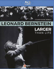 Bernstein: Larger Than Life [Blu-ray], New DVDs