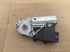 BMW OEM E39 525I 530I 540I 97-03 REAR POWER SUN SHADE MECHANISM MOTOR HEAD RACK