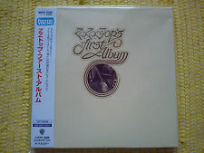 ZZ TOP - First Album (CD, Paper Sleeve Mini LP Gatefold Cover)